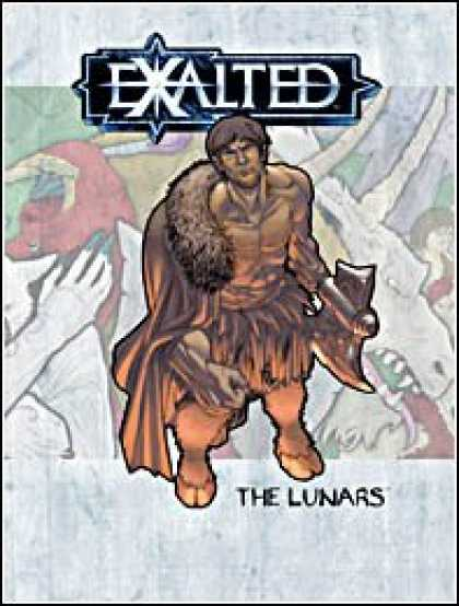 Role Playing Games - Exalted: The Lunars