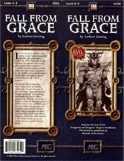 Role Playing Games - Fall From Grace