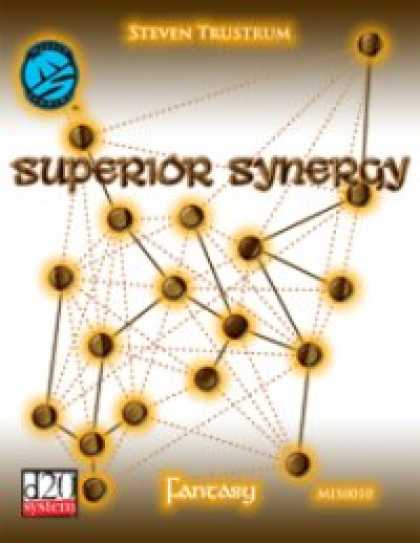 Role Playing Games - Superior Synergy: Fantasy