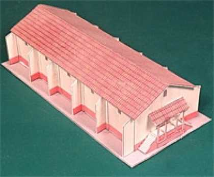 Role Playing Games - Roman Building Set 4