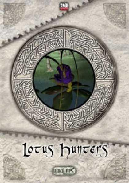 Role Playing Games - Critical Hits #16 - Lotus Hunters