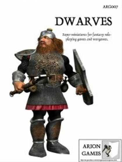 Role Playing Games - Dwarves Set