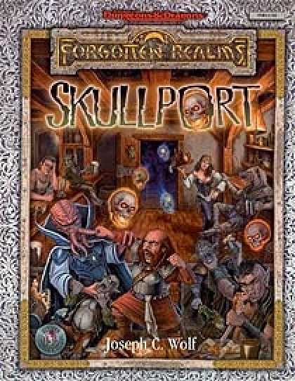 Role Playing Games - Skullport