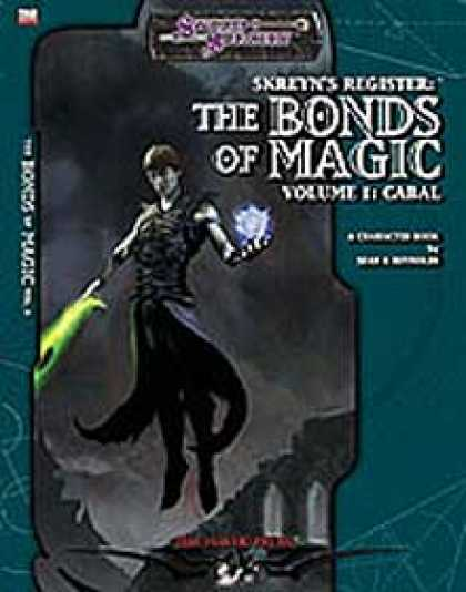 Role Playing Games - Skreyn's Register The Bonds of Magic Vol 1: Cabal