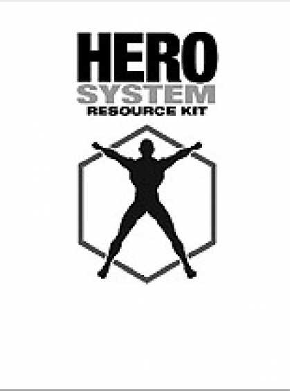 Role Playing Games - Hero System Resource Kit