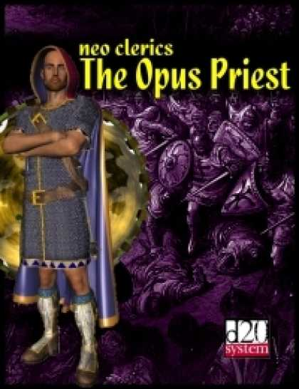 Role Playing Games - NEO CLERICS: The Opus Priest