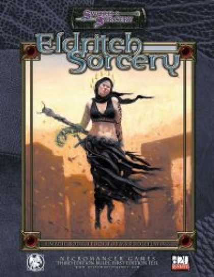 Role Playing Games - Eldritch Sorcery