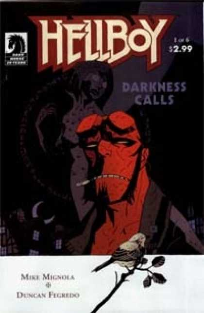 Role Playing Games - Hellboy: Darkness Calls Vol. 1 of 6
