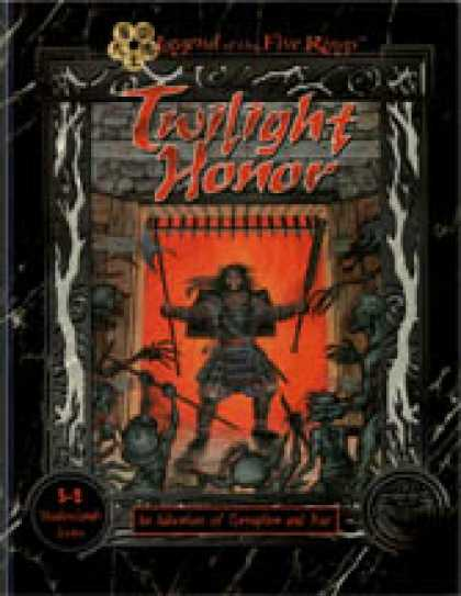 Role Playing Games - Twilight Honor