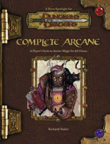 Role Playing Games - Complete Arcane