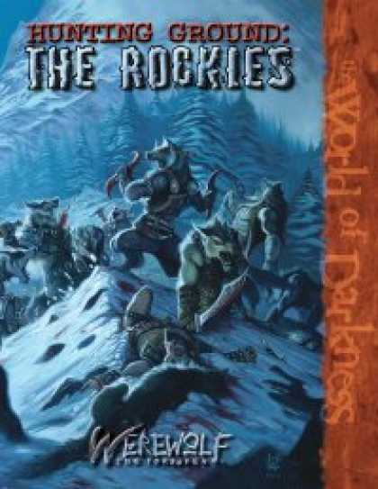 Role Playing Games - Hunting Ground: The Rockies