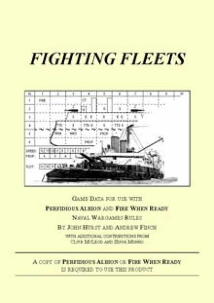 Role Playing Games - Fighting Fleets