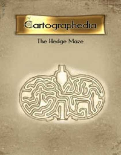 Role Playing Games - The Hedge Maze