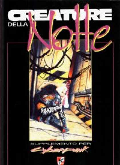 Role Playing Games - Creature Della Notte (Night's Edge in Italian)