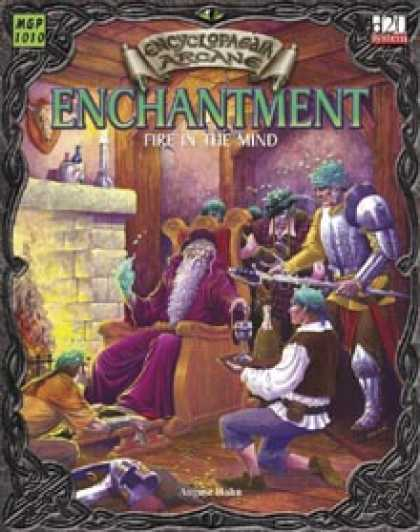 Role Playing Games - Encyclopaedia Arcane Enchantment