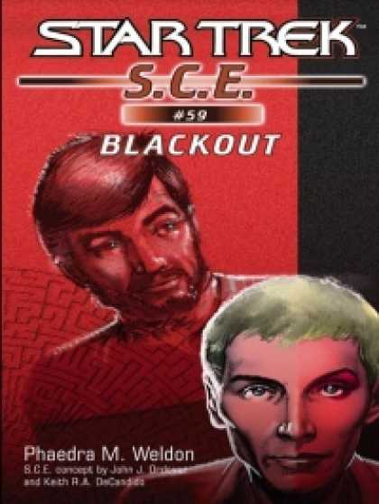 Role Playing Games - Star Trek: Starfleet Corps of Engineers #59: Blackout