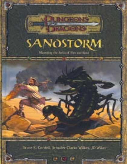 Role Playing Games - Sandstorm
