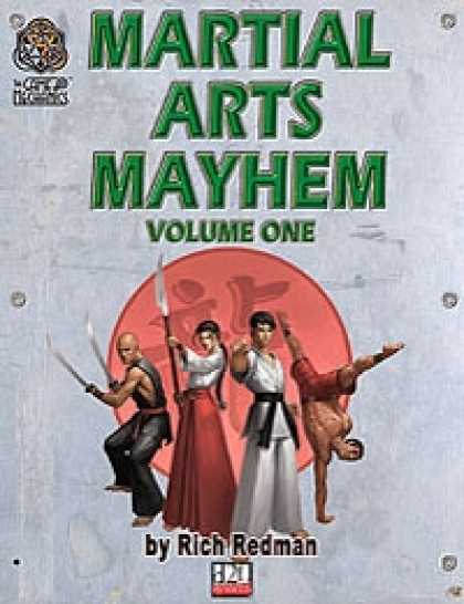 Role Playing Games - Martial Arts Mayhem, Volume One