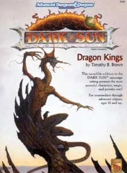 Role Playing Games - Dragon Kings