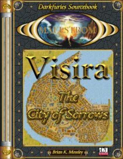 Role Playing Games - Visira: City of Sorrows