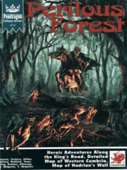 Role Playing Games - Perilous Forest
