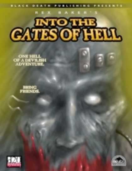 Role Playing Games - Into the Gates of Hell