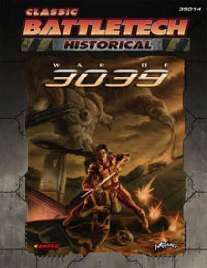 Role Playing Games - Historical: War of 3039