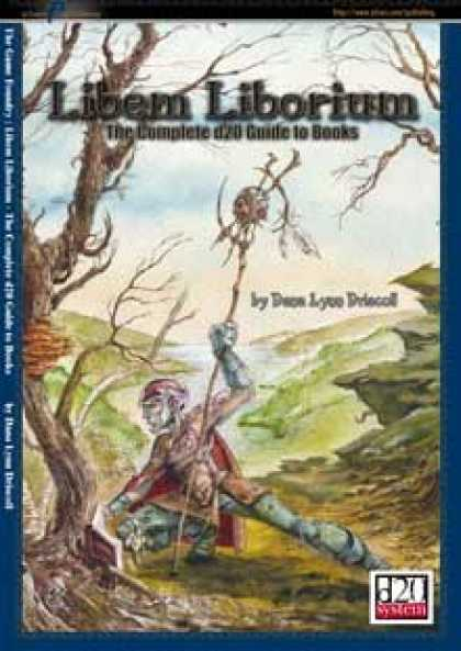 Role Playing Games - Libem Liborium: The Complete d20 Guide to Books