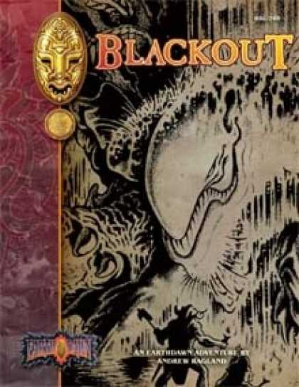 Role Playing Games - Blackout: An Earthdawn Shard