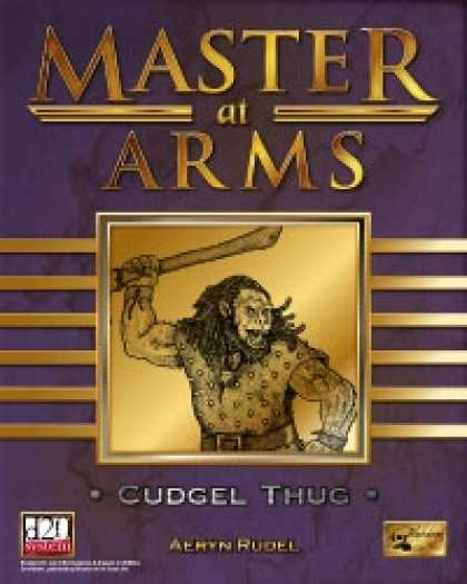 Role Playing Games - Master at Arms: Cudgel Thug