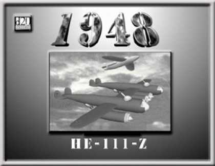 Role Playing Games - 1948: The HE-111-Z