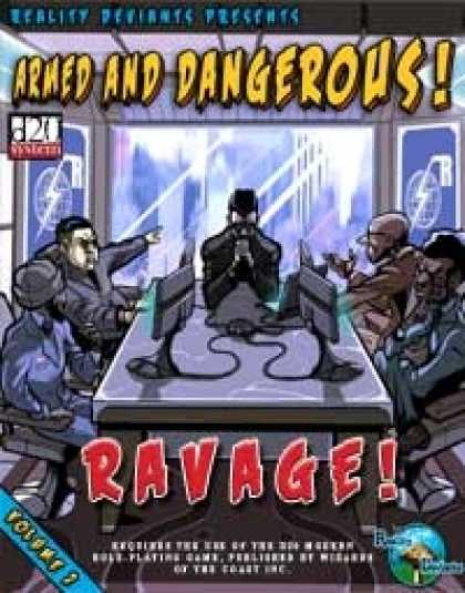 Role Playing Games - Armed and Dangerous: Ravage