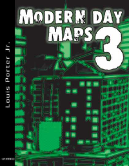 Role Playing Games - Modern Day Maps 3