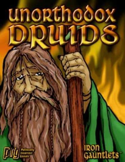 Role Playing Games - Unorthodox Druids (for Iron Gauntlets)