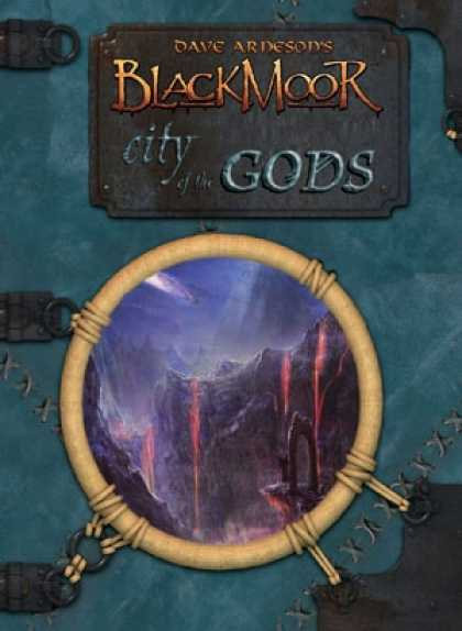 Role Playing Games - City of the Gods