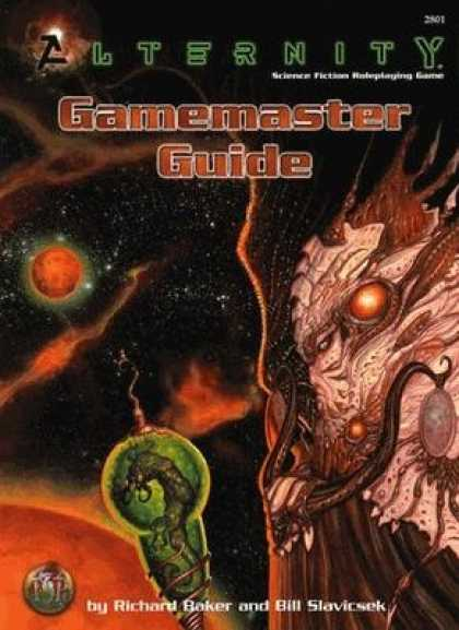 Role Playing Games - Gamemaster's Guide