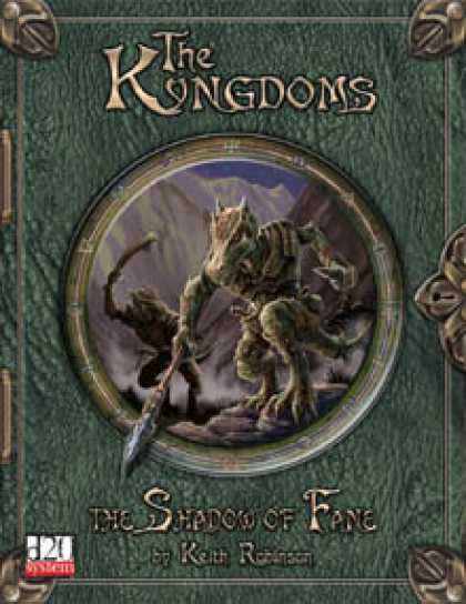 Role Playing Games - The Shadow of Fane