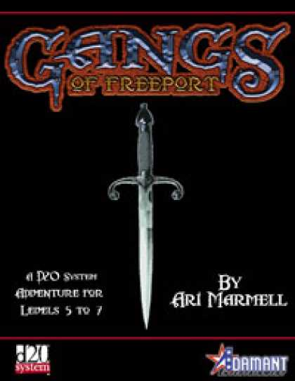 Role Playing Games - Gangs of Freeport