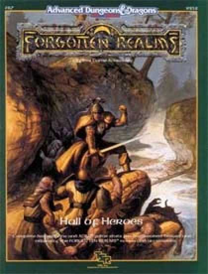 Role Playing Games - Hall of Heroes