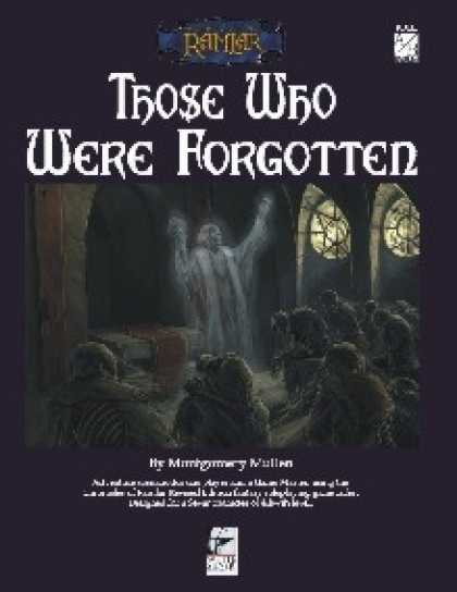 Role Playing Games - Those Who Were Forgotten