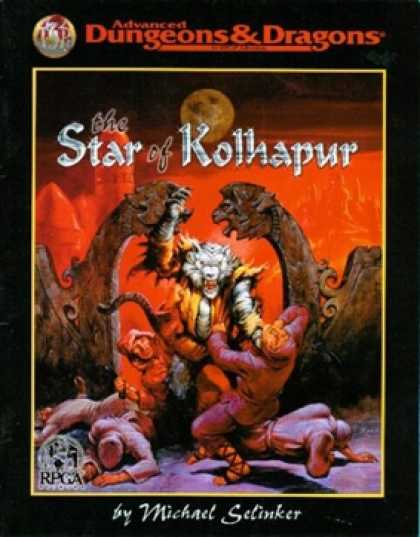 Role Playing Games - The Star of Kolhapur