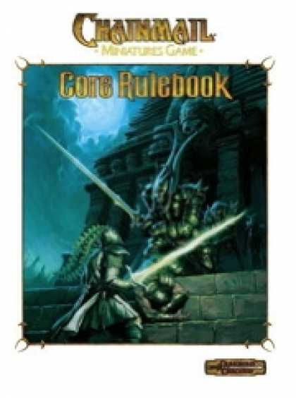 Role Playing Games - Chainmail Miniatures Game Core Rulebook