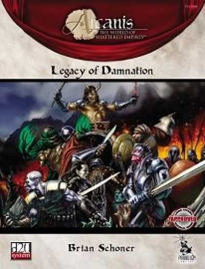 Role Playing Games - Legacy of Damnation