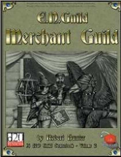 Role Playing Games - E.N. Guilds - Merchant Guild