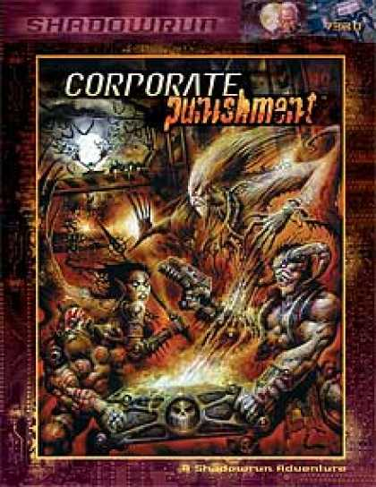 Role Playing Games - Corporate Punishment