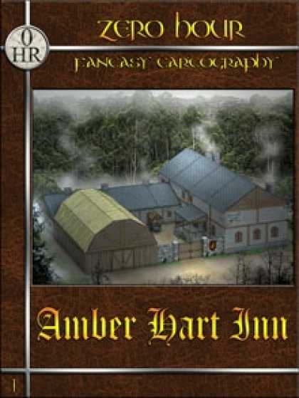 Role Playing Games - 0 HR: Amber Hart Inn