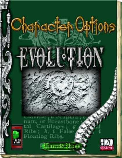 Role Playing Games - Character Options: Evolution