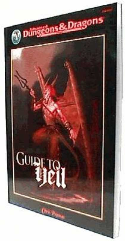 Role Playing Games - Guide to Hell
