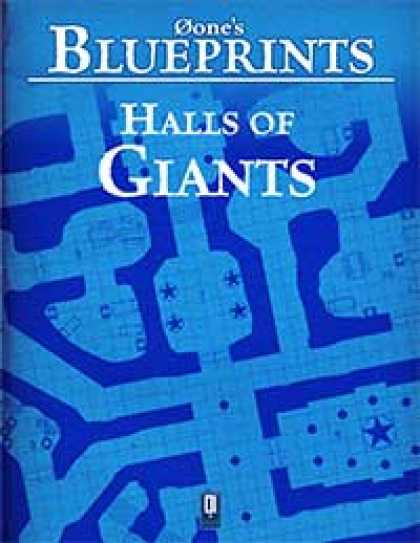 Role Playing Games - 0one's Blueprints: Halls of Giants