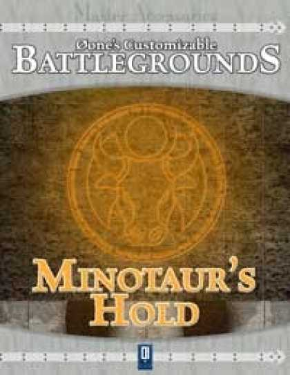 Role Playing Games - 0one's Customizable Battlegrounds: Minotaur's Hold